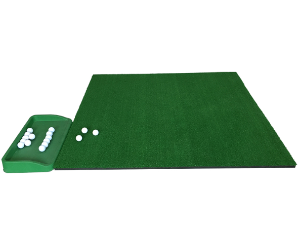 matters golf performance stance tee turf x only mats mat driving the range commercial fiberbuilt with